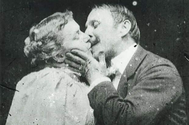 Самая желанная киноактриса 19 века Мэй Ирвин