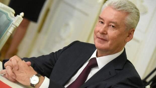 Собянин рассказал о планах по развитию зеленых зон в Москве