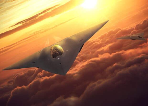 ВВС США создали управление по разработке истребителя нового поколения