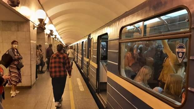 Власти Петербурга подготовили проект планировки коричневой линии метро