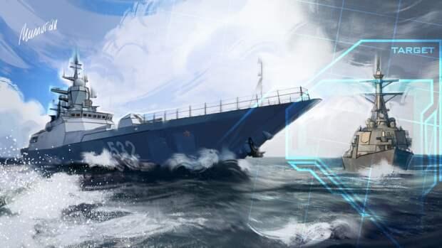 На Западе сообщили об «обнаружении» ударно-десантной группы ВМФ РФ на Азове