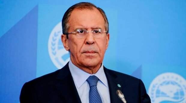 Лавров обвинил Брюссель в подрыве отношений с Москвой