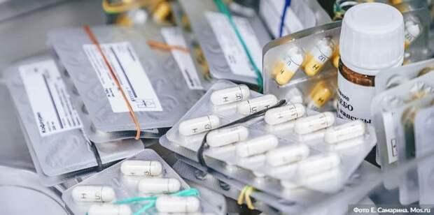 Москвичи могут получить лекарства в аптеках по электронному рецепту. Фото: Е.Самарин, mos.ru