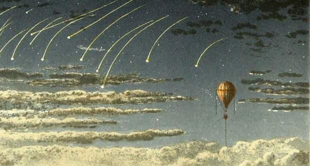 История первых воздухоплавателей, которые изменили наш взгляд на мир