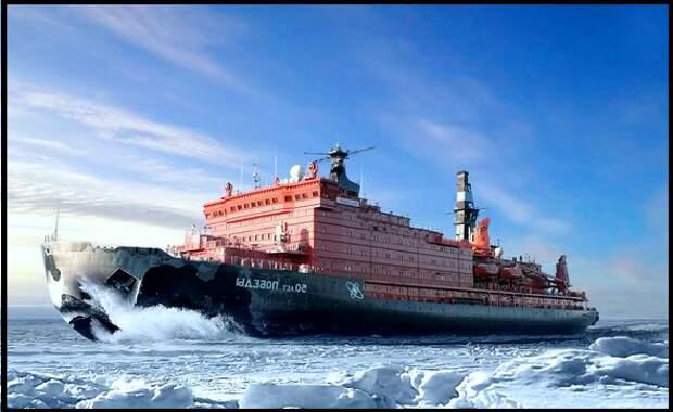 Ультиматум со стороны России кораблям НАТО в Северном морском пути