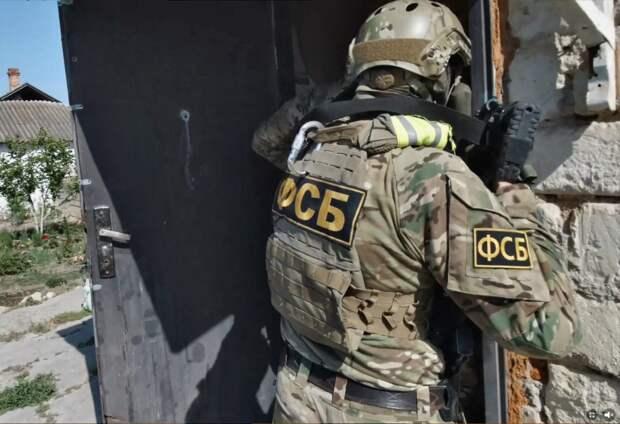 Силовики предотвратили теракт в Симферополе