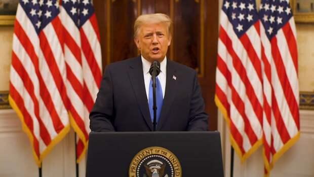 «Огромный позор»: Трамп оценил решение Байдена вывести войска из Кабула