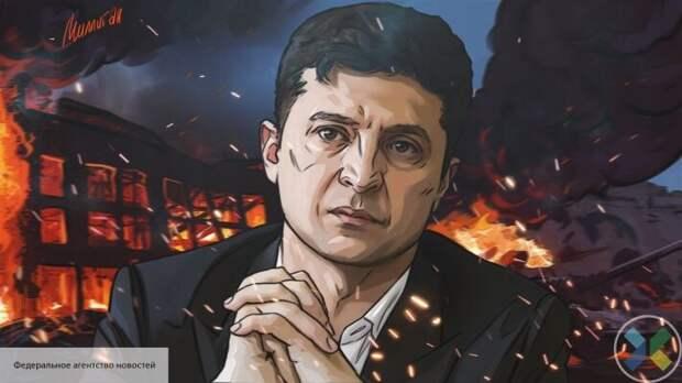Корнилов иронично отреагировал на желание Зеленского водрузить флаг Рейхстага над Донбассом