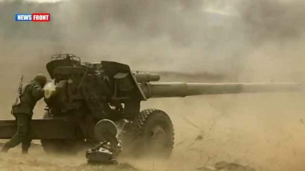 «Служу Республике»: Украинские боевики не прекращают обстрелы территории ЛНР