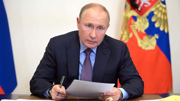 Путин дал поручения после стрельбы в пермском вузе