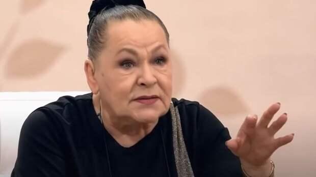 Рязанова рассказала о помощи актера Мохова в сложный период жизни
