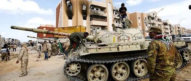 Мисмари рассказал о преступлениях турецких боевиков в Ливии