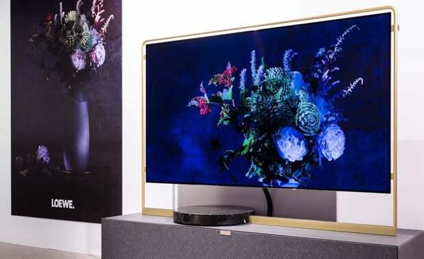 Новый тип телевизоров: изюминка в интерьере