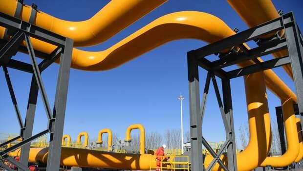 Стоимость газа в Европе достигла максимумов трехлетней давности