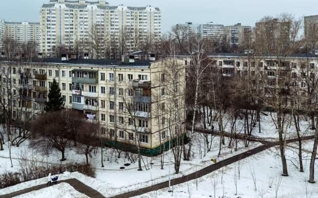 Как деградировала советская архитектура.