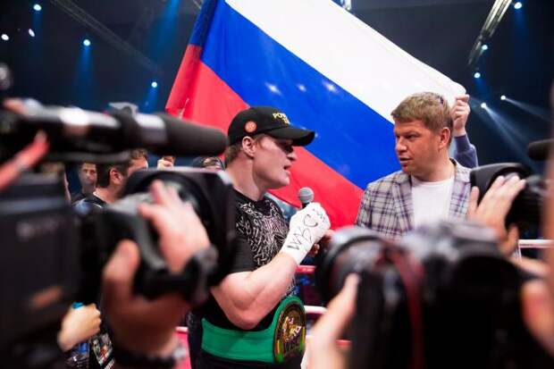 Боксер Поветкин объявил о завершении спортивной карьеры
