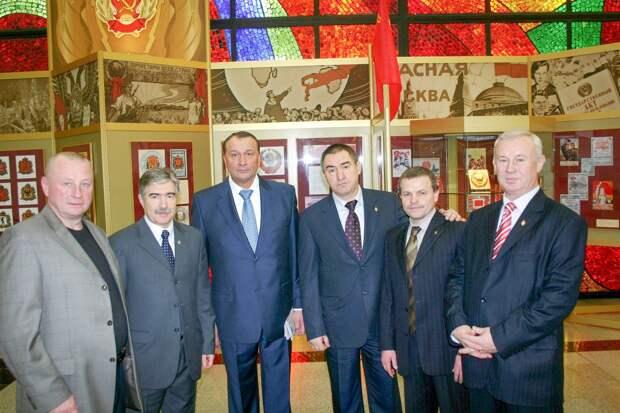 Во время празднования 30‑летия операции по штурму дворца Амина. Москва, Центральный музей ВОВ на Поклонной горе. 27 декабря 2009 года