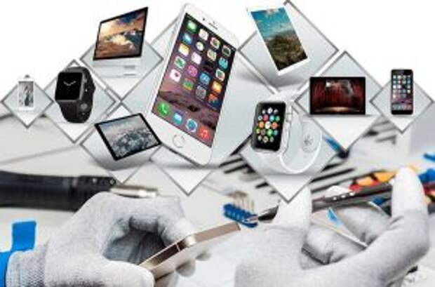 Особенности диагностики и ремонта техники Apple