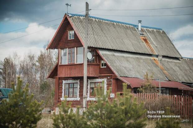Деревни в России умирают? Похоже на то. Но не везде (много фото)