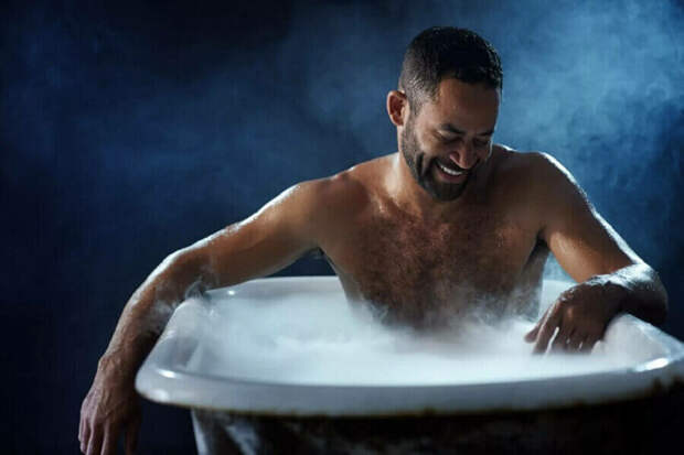 Чем горячая ванна полезнее прохладной?