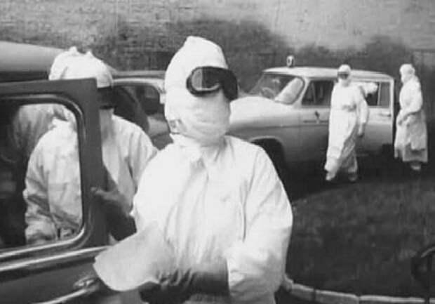 Эпидемии чумы в СССР: сколько было жертв