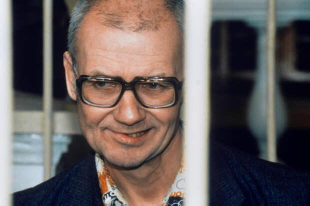 «Разряжал психику — кромсал всех подряд» Андрей Чикатило стал самым страшным убийцей СССР.