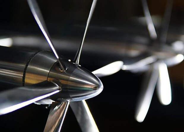 Европейцы разработают тихие эффективные воздушные винты для электросамолетов