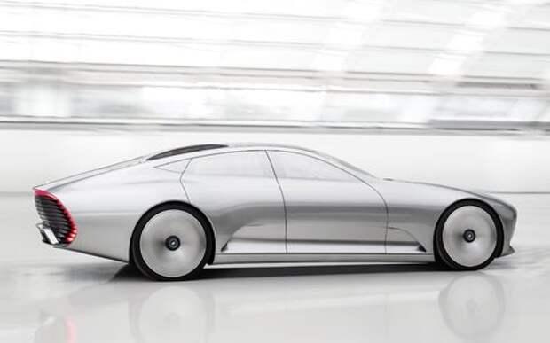 Daimler представит конкурента Tesla Model S уже этой осенью