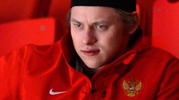 Тарасенко: «С радостью принял вызов в сборную России. У «Сент-Луиса» вопросов и опасений не было»