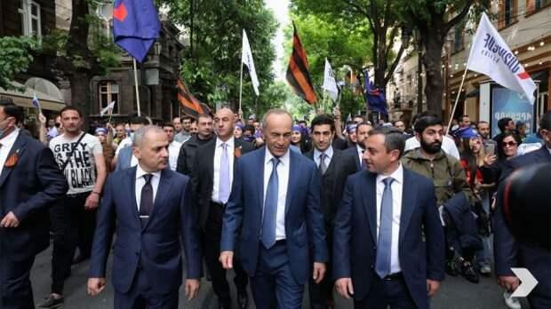 EurAsiaLive: Как Армении нестать «лузером»— Анонс