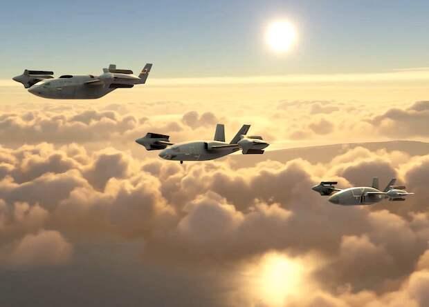 Bell показала концепты скоростных летательных аппаратов со складными винтами