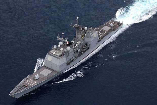 Корабли США и Украины провели учения в Черном море