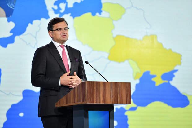 МИД Украины пригрозил России «камнями с неба»
