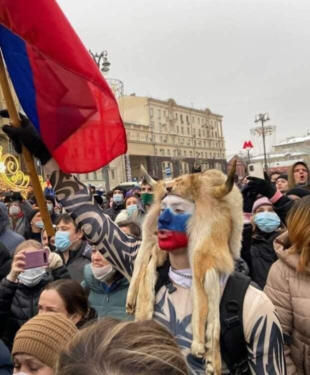МИД РФ обвинил Посольство США в подстрекательстве к беспорядкам