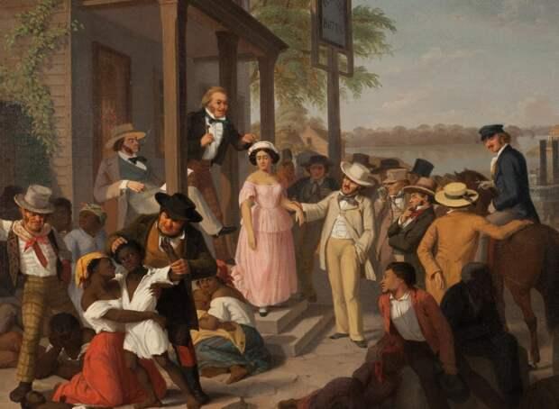 Диалог с рабовладельцем