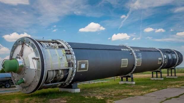 Ракета Р-36М2