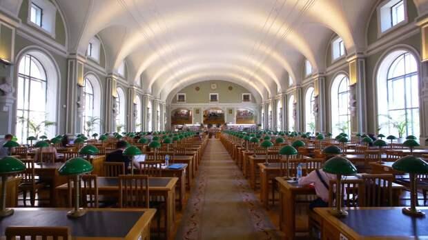 В Санкт-Петербурге двое мужчин подрались в библиотеке
