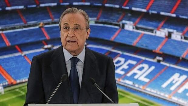 Перес — о Суперлиге: «Нужно что-то делать. Новая реформа УЕФА не решит проблему. К тому же мы не можем ждать»