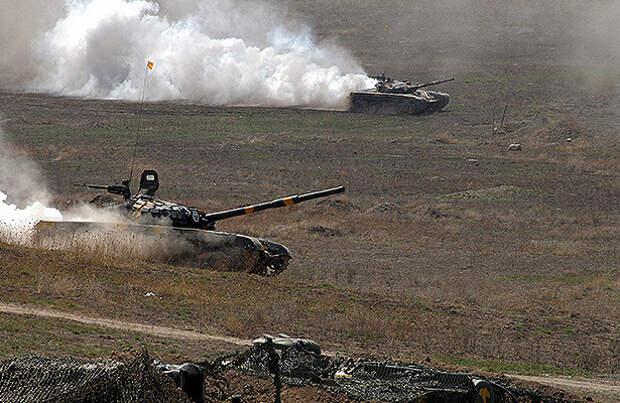 Карабах и Азербайджан вступили в бой за Шушу
