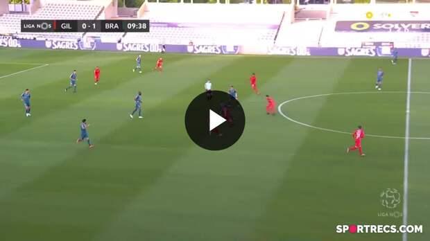 Highlights: Gil Vicente 1-1 SC Braga (Liga 20/21 #32)