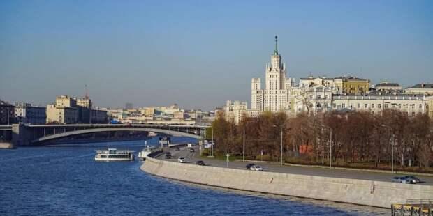 Собянин: Общий объём выпуска зеленых облигаций Москвы составит 70 млрд рублей