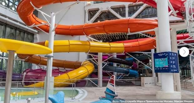 Роспотребнадзор проверил соблюдение антиковидных мер в аквапарке в Перово