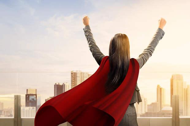 Четыре правила успешной женщины