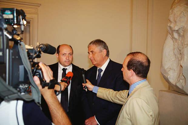 Как итальянский турист стал одним из главных финансистов в России