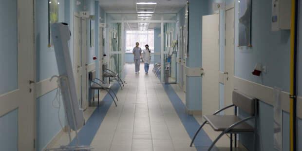 Врач: число пациентов с тяжелым течением COVID-19 в Москве увеличилось