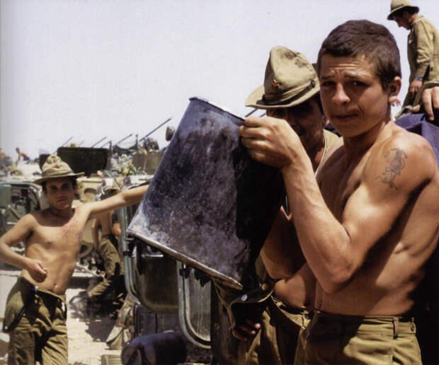 Война в Афгане. Фото