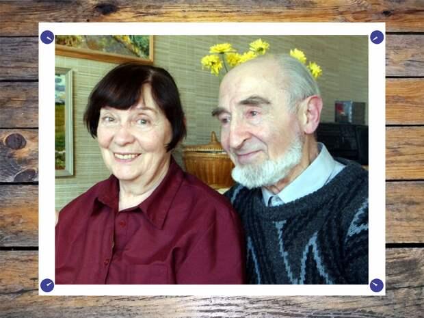Леонид Шварцман с супругой - 70 лет вместе!