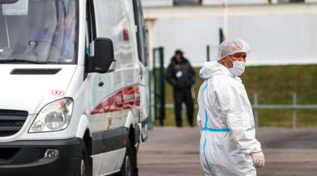 «Московский» штамм: российская столица обзавелась собственным штаммом коронавируса