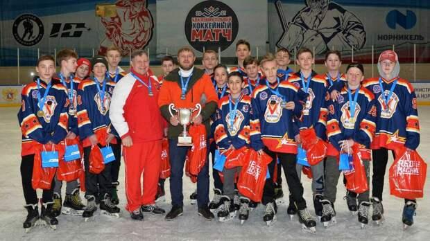 «Красная машина» приехала в Норильск. От турнира в Заполярье — к успехам на Олимпиадах и чемпионатах мира