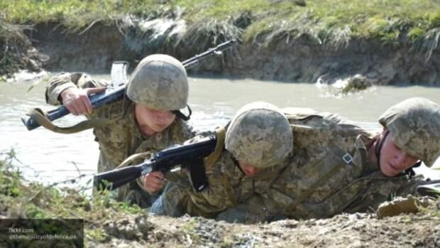 Офицер ВСУ признался, что польская ЧВК обучала радикалов Украины убивать людей Донбасса